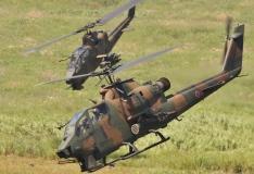 対戦車ヘリコプター AH-1S