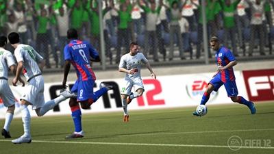 FIFA12 ワールドクラスサッカー