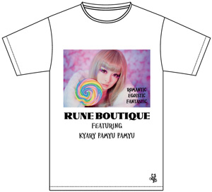 RUNE BOUTIQUE T-SHIRTS