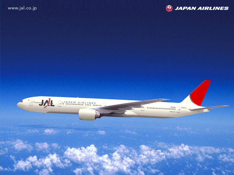©JAPAN AIRLINES