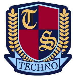 テクノスクール 校章