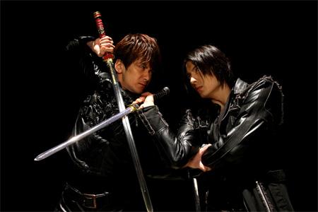 #05-08 牙狼<GARO>~MAKAISENKI~第5話-第8話 - 2013/01/05