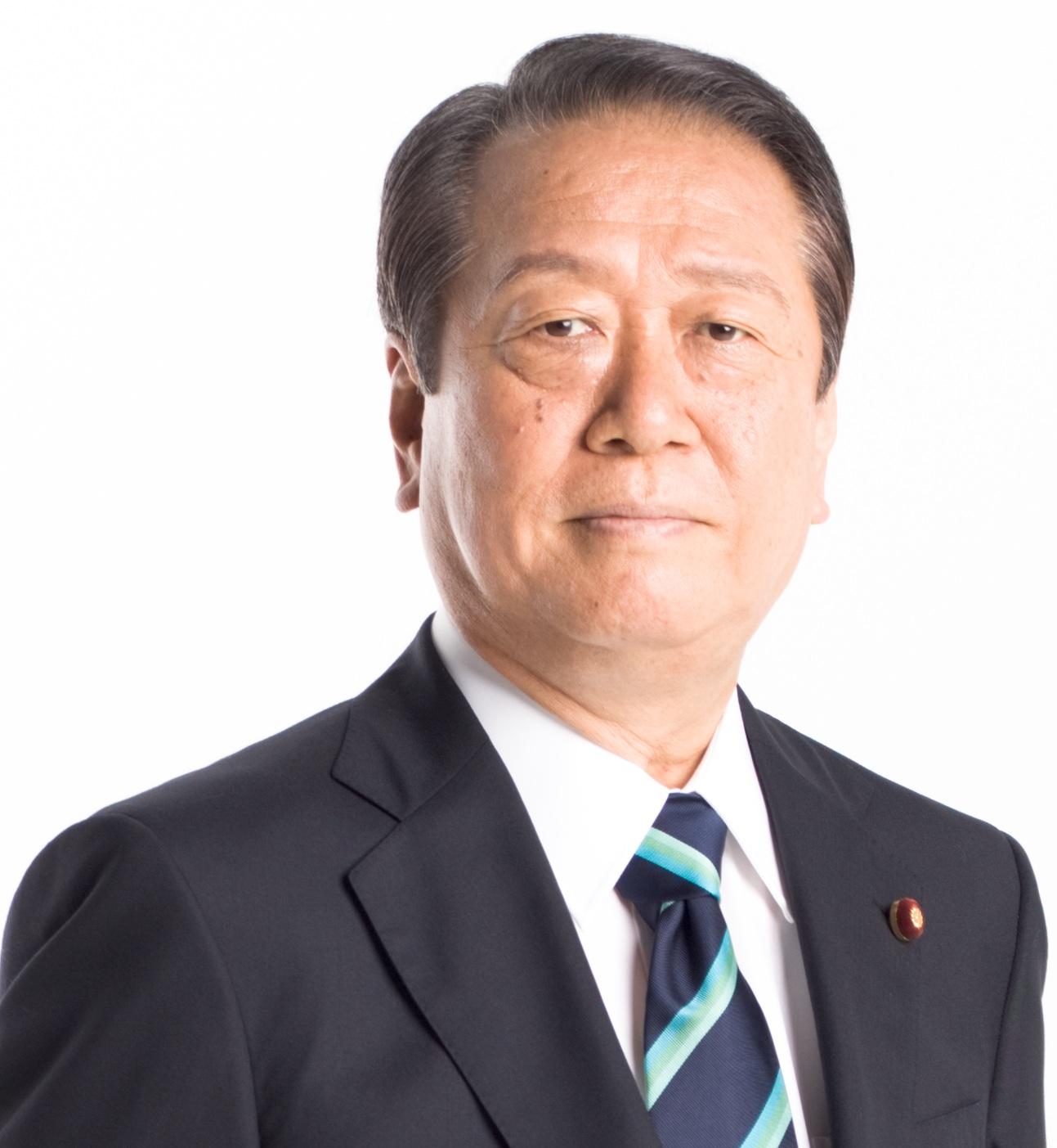 小沢一郎代表