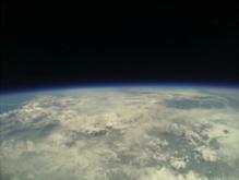 空から見た地球