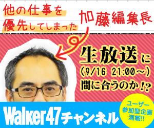 Walker47チャンネル