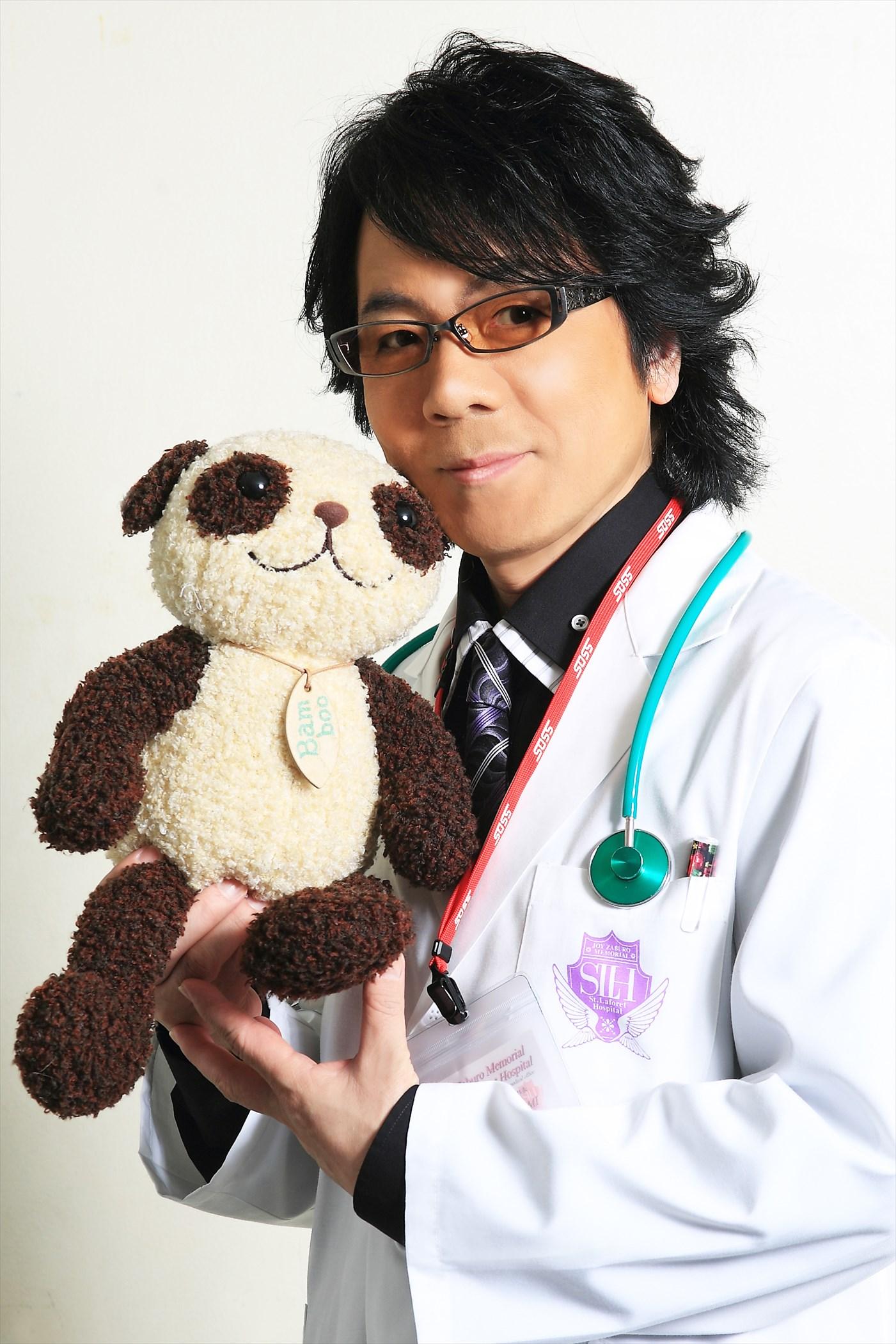 Dr.HAYAMI