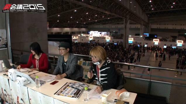 闘会議TVニュース(スタジオ)