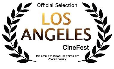 LA CINEFEST Best Feature Documentary
