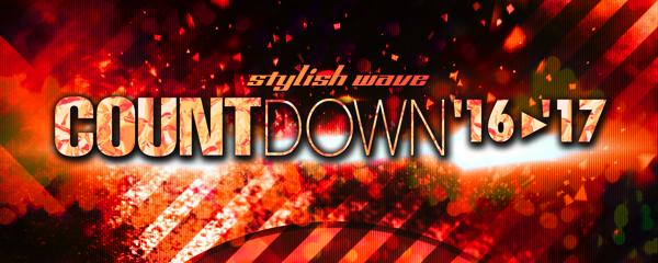 stylish wave COUNTDOWN '15-'16