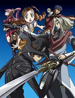 『ガン×ソード』Blu-ray BOX