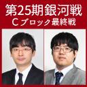 将棋銀河戦◆郷田九段vs糸谷八段