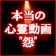 "「本当の心霊動画""怨""」一挙上映/ホラー百物語"