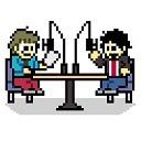 ┗ ∵ ┓ハニワ生放送「Gomとcakeのハニーフッド」