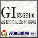 2018年6月14日(木) 10:00~17:30「岸和田競輪 - 第69回高松宮記念杯競輪(GⅠ) - 初日」