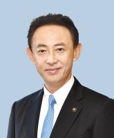 高槻市長 濱田 剛史