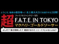 『ファイナルファンタジーXIV 超F.A.T.E.  in  TOKYO@ニコニコ超会議2016[DAY2]』のサムネイルの背景