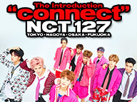 """NCT 127 The Introduction """"connect"""""""