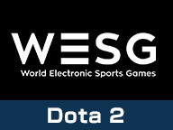 eスポーツ大会WESG Dota 2