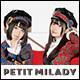 petit milady 5thアルバム「Howling!!」完成披露記念 生放送