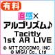「直感xアルゴリズム♪ Tacitly 1st AR LIVE」夜公演生中継