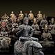 【密教の真髄】仏像曼荼羅と対話する24時間放送  ~特別展「国宝 東寺―空海と仏像曼荼羅」より~≪ニコ美≫
